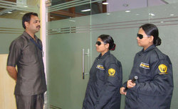 18 - 45 Years Women Security Guards