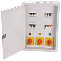 Mild Steel (MS) MCB Distribution Boards