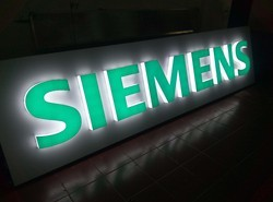 Acrylic 3D LED Sign Board