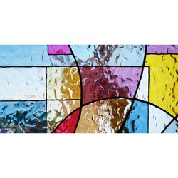 Stained Glass Decorative Wall Glass