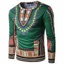 African Dashiki Cotton Shirt