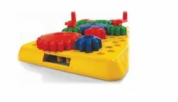 Kids Indoor Play Ground Equipment PARTH SPIN GEARS