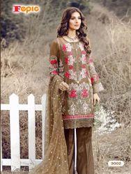 Georgette Salwar Kameez Suit