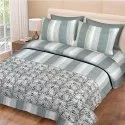 Designer Cotton Printed Double Bed Sheet