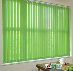 Vertical Blinds - Window Covering