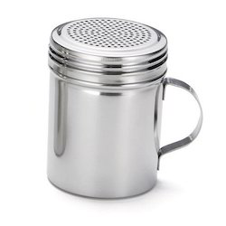 Stainless Steel Pepper Shaker