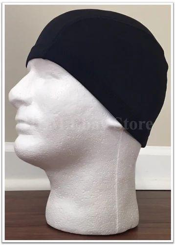 9c6a49fc Plain, Printed Cotton Helmet Cloth Cap, Size: Unisex, Rs 10 /number ...