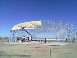 Modular Auditorium Tensile Structure