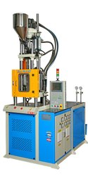 25 ton Vertical injection machine