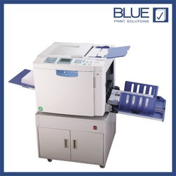 BPS 150 Blue Digital Duplicator