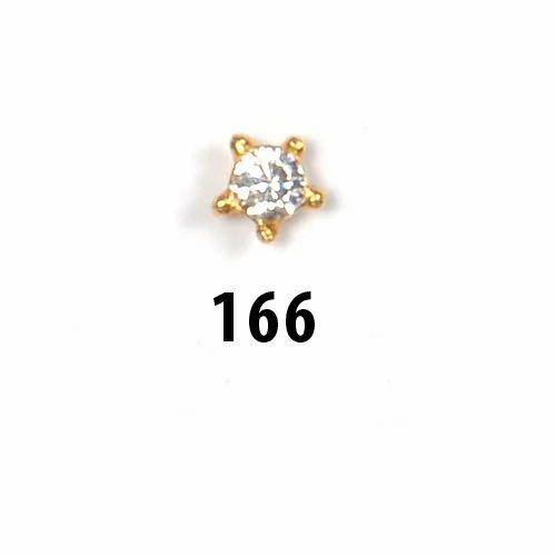 Carrera Diamond Nose Pin At Rs 100 Piece Nose Pin Id 19653448612