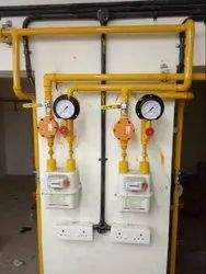 Home Gas Pipeline Fitting Service