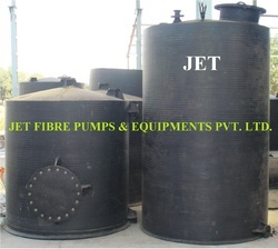 HDPE / PP Chemical Storage Tank