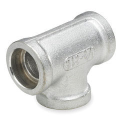 Stainless Steel Socket Weld Tee Fitting 304