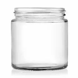 120 ML. CLEAR JAR