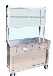 Abid Jalebi Stall, Material Grade: Ss, for Hotel/Restaurant