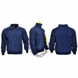 Flame Retardant Fleece Jacket