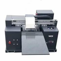 60 Watts Color T Shirt Printer, 220 V