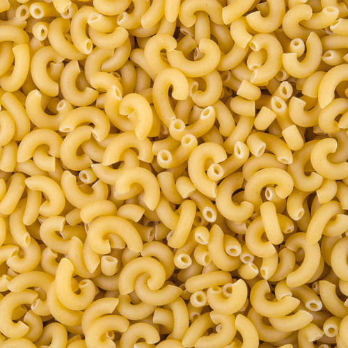 Raw Elbow Macaroni