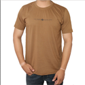 Men Fanatic Original Prod Round Neck T-Shirt (Brown)