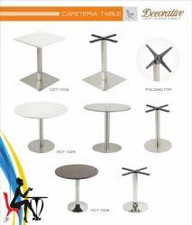 Cafeteria Mild Steel Table