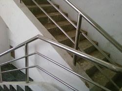 3 Feet High Stainless Steel Railings
