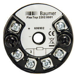 Baumer Temperature Transmitter FlexTop 2202
