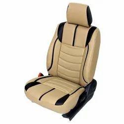 Nirankar Leather Car Seat Cover