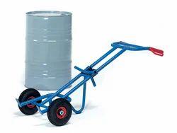 Mild Steel Drum Trolley
