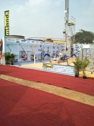 Wooden Exhibition Stall Designing Services, Size: 300, Banglore
