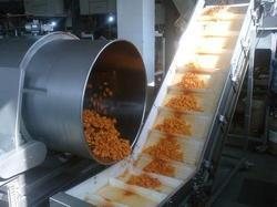 Automatic Snacks Processing Line