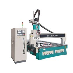 CNC Router 4 Axis Machine