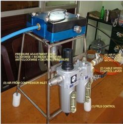 Micro Fiber Cable Blowing Machine