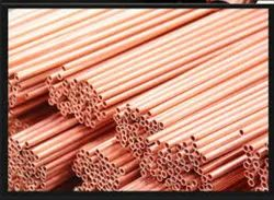 Copper Pipe, Thickness: 3 Mm To 100 Mm