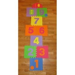 HL Scientific Foam Number Mat