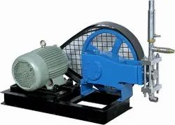 0.5 Hp To 10 Hp Reciprocating Pressure Test Pump, For Industrial, Model Name/Number: Hff Series