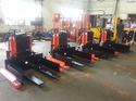 Semi Electric Stacker Pallet Tilter