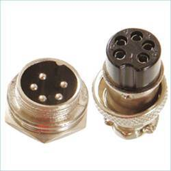 RTEX MRS10 SERIES MINI Round Shell Connectors