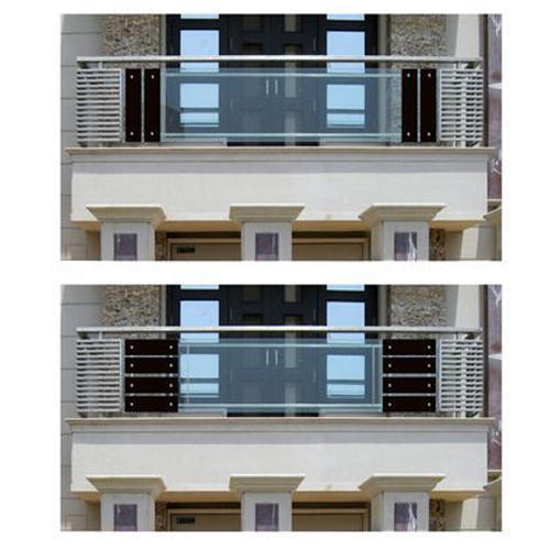 Designer Balcony Railing Harmony Enterprises Manufacturer In