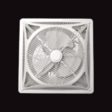 White Invento False Ceiling Recessed Fan