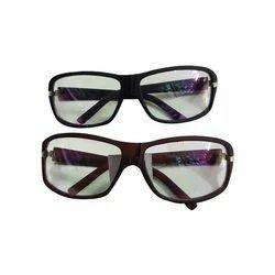 Female Black,Brown Ladies Wayfarer Sunglasses, Size: Free