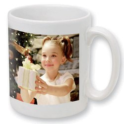 Printed Sublimation Coffee Mug