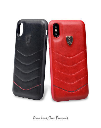 new arrival e2025 c29b5 Puloka Leather Case For Iphone X