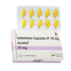 Accufine 10 mg, Packaging Type: Blister Pack