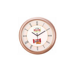 Round D02 Wall Clock