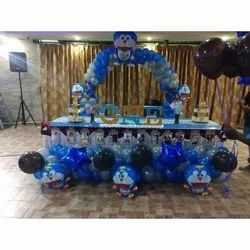 Kid Birthday Party Decoration Services