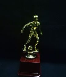 Football Statue Award Trophy