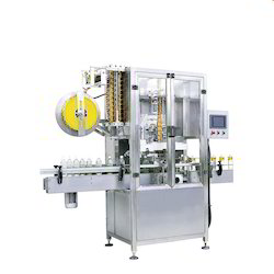 Automatic BOPP Labelling Machine, Capacity: 60 - 120 Bottle/min