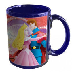 11oz Blue Color Mug