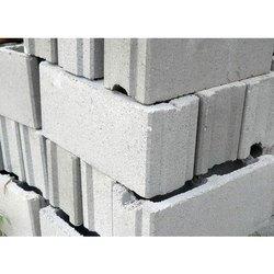 Nucon CLC Solid Cellular Lightweight Concrete Brick For Side Walls